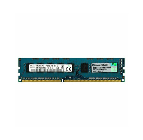 708635-B21 715271-001 712288-081 8GB (1X8GB) 1866MHZ PC3-14900 DIMM (No Original Box)