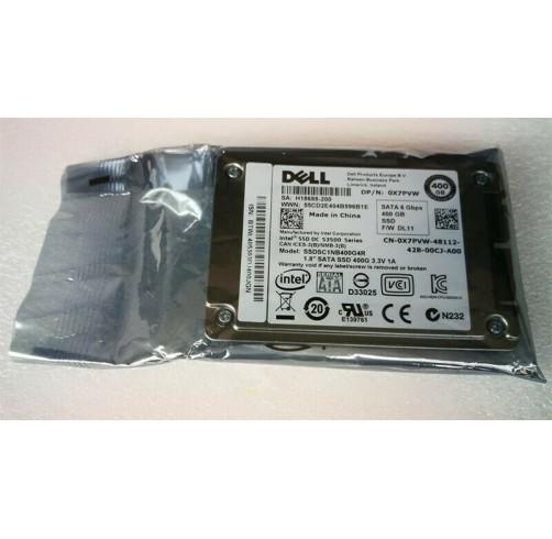 DELL INTEL 400GB MLC USATA 1.8 INCH S3500 MU 6G SSD SSDSC1NB400G4R