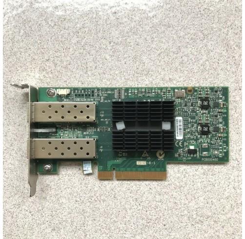Mellanox ConnectX-3 EN CX312A  Dual Port 10 Gigabit PCI-E3x8 Card MCX312A-XCBT