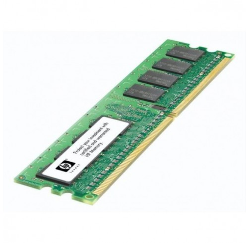 669324-B21 HP 8GB (1x8GB) Dual Rank x8 PC3-12800E (DDR3-1600) Unbuffered CAS-11 Memory Kit