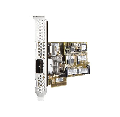 631667-B21 HP Smart Array P222/512 FBWC 6Gb 1-port Int/1-port Ext SAS Controller