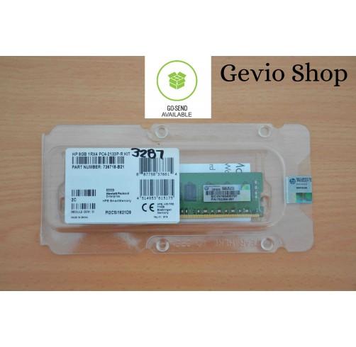 HP 8GB (1x8GB) SR DDR4-2133 Registered