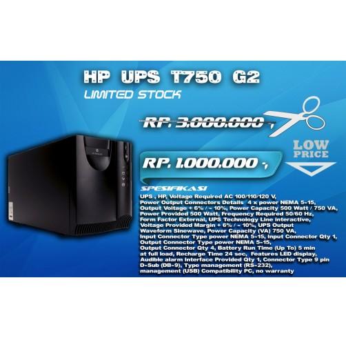 HP UPS T750