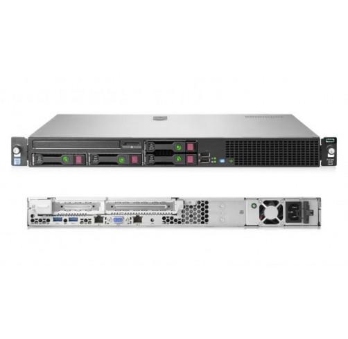 872875-375 HPE ProLiant DL20 Gen9 E3-1220v6 - Hot Plug 2LFF Server